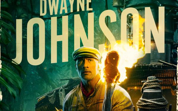 Movie Jungle Cruise Dwayne Johnson HD Wallpaper   Background Image