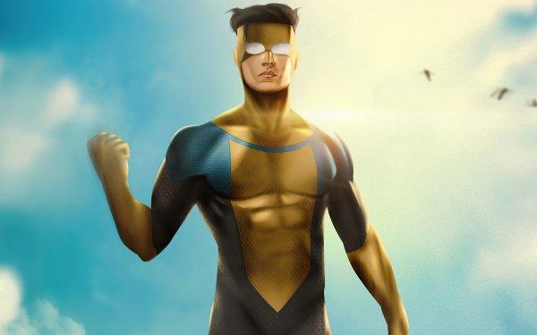 TV Show Invincible Mark Grayson HD Wallpaper | Background Image