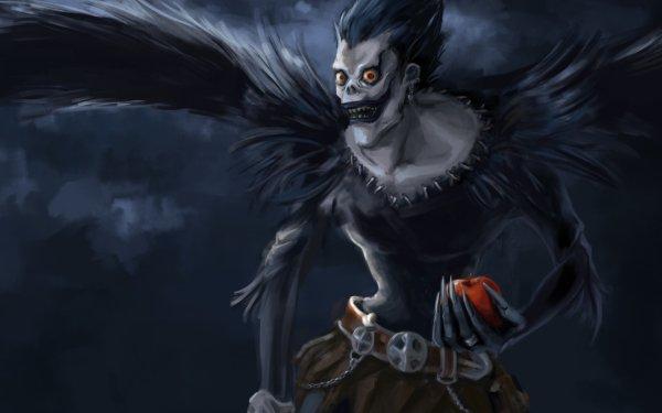 Anime Death Note Ryuk HD Wallpaper | Background Image
