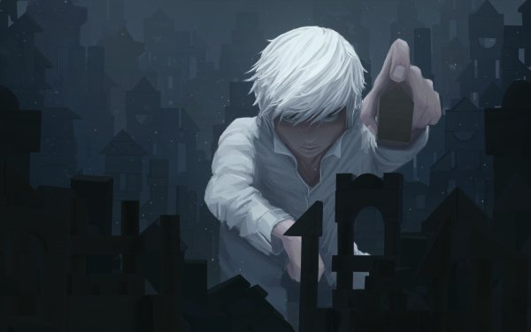 Anime Death Note Near HD Wallpaper | Background Image