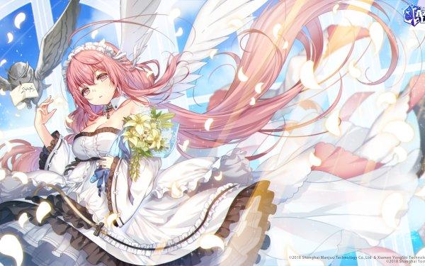 Anime Azur Lane Perseus HD Wallpaper | Background Image