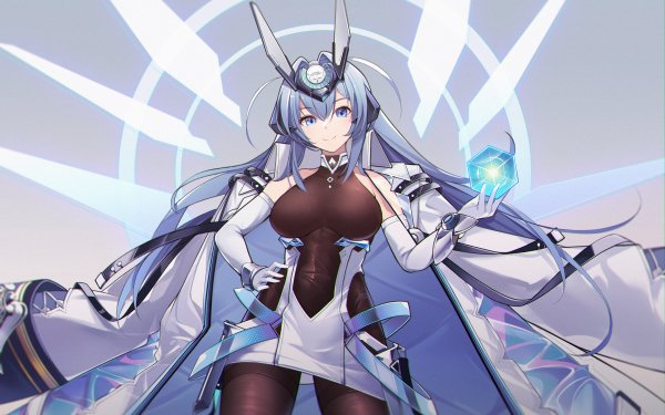 Anime Azur Lane New Jersey HD Wallpaper | Background Image