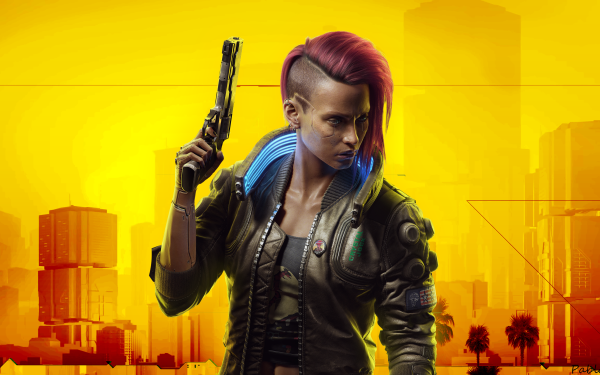 Videogioco Cyberpunk 2077 V HD Wallpaper | Sfondo