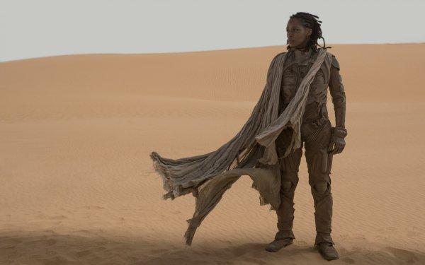 Movie Dune (2021) Sharon Duncan-Brewster HD Wallpaper   Background Image