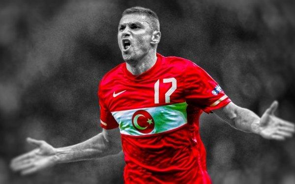 Sports Burak Yılmaz Soccer Player Turkish HD Wallpaper   Background Image