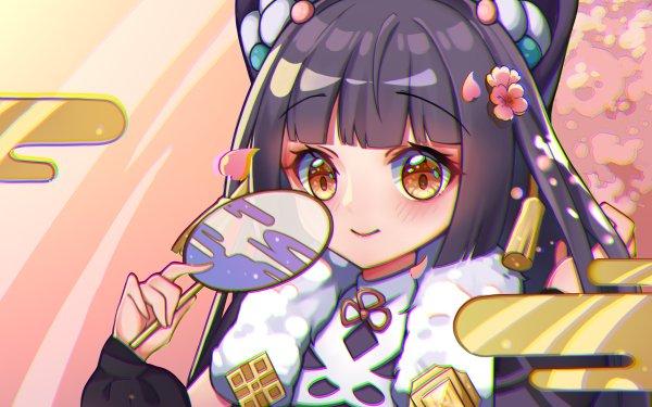 Video Game Genshin Impact Yunjin HD Wallpaper | Background Image