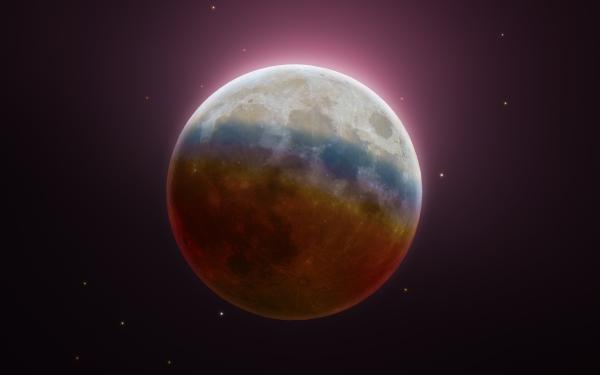 Earth Moon HD Wallpaper   Background Image