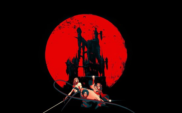 Anime Castlevania HD Wallpaper | Background Image