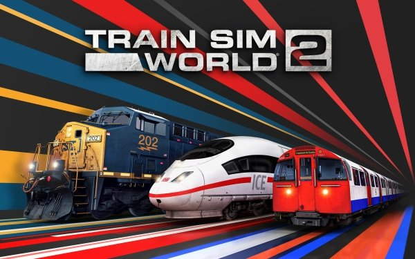 Video Game Train Sim World 2 HD Wallpaper | Background Image