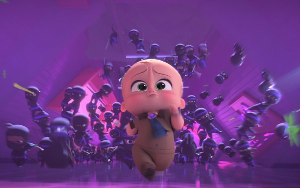 Movie The Boss Baby: Family Business Theodore Templeton HD Wallpaper   Background Image