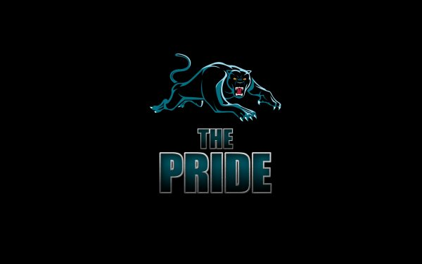 Sports Penrith Panthers Rugby National Rugby League NRL Logo HD Wallpaper | Background Image
