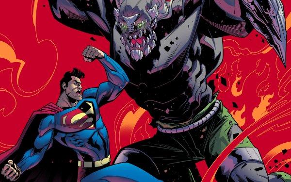 Comics Superman Doomsday DC Comics HD Wallpaper   Background Image