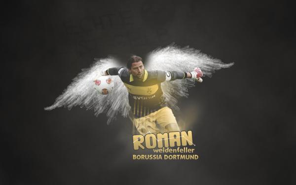 Sports Roman Weidenfeller Soccer Player Borussia Dortmund HD Wallpaper | Background Image
