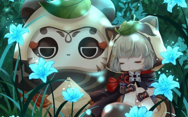 Video Game Genshin Impact Sayu HD Wallpaper   Background Image