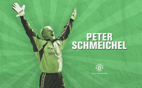 Sports Peter Schmeichel Soccer Player Manchester United F.C. HD Wallpaper | Background Image