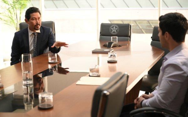 TV Show Turner & Hooch Anthony Ruivivar HD Wallpaper | Background Image