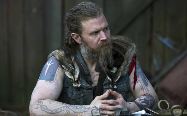 TV Show Outlander Ryan Hurst HD Wallpaper | Background Image