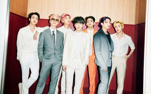 Música BTS Jungkook V Jimin J-Hope Jin Suga RM Fondo de pantalla HD | Fondo de Escritorio