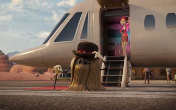 Movie The Addams Family 2 Cousin Itt HD Wallpaper   Background Image
