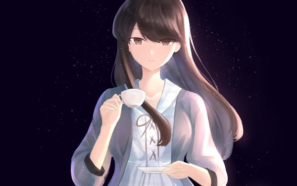 Anime Komi Can't Communicate Komi Shouko HD Wallpaper | Background Image