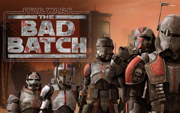 TV Show Star Wars: The Bad Batch Crosshair Echo Hunter Tech Wrecker HD Wallpaper | Background Image