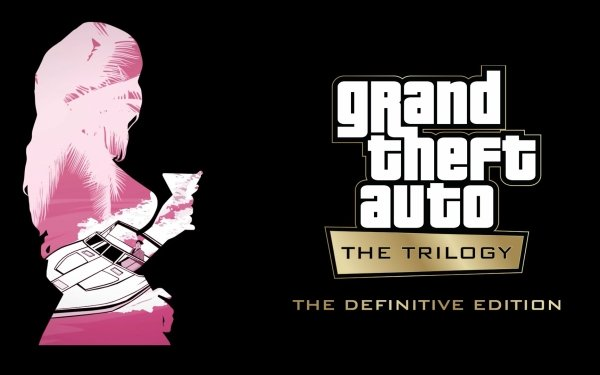 Video Game Grand Theft Auto: Vice City Grand Theft Auto Grand Theft Auto: The Trilogy - The Definitive Edition HD Wallpaper   Background Image