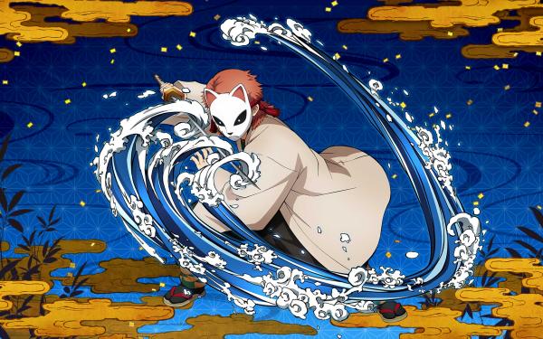 Videojuego Demon Slayer -Kimetsu no Yaiba- The Hinokami Chronicles Sabito Fondo de pantalla HD | Fondo de Escritorio