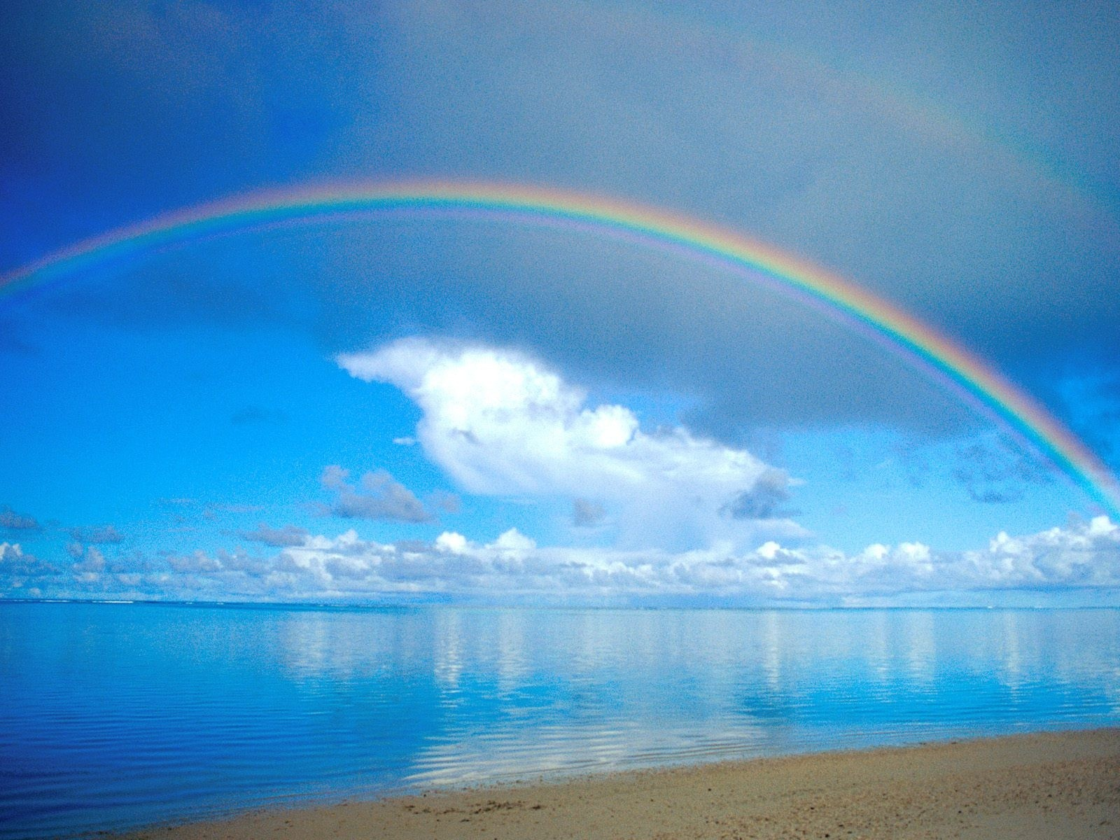 Rainbow wallpaper and background image 1600x1200 id282539 earth rainbow wallpaper download voltagebd Choice Image
