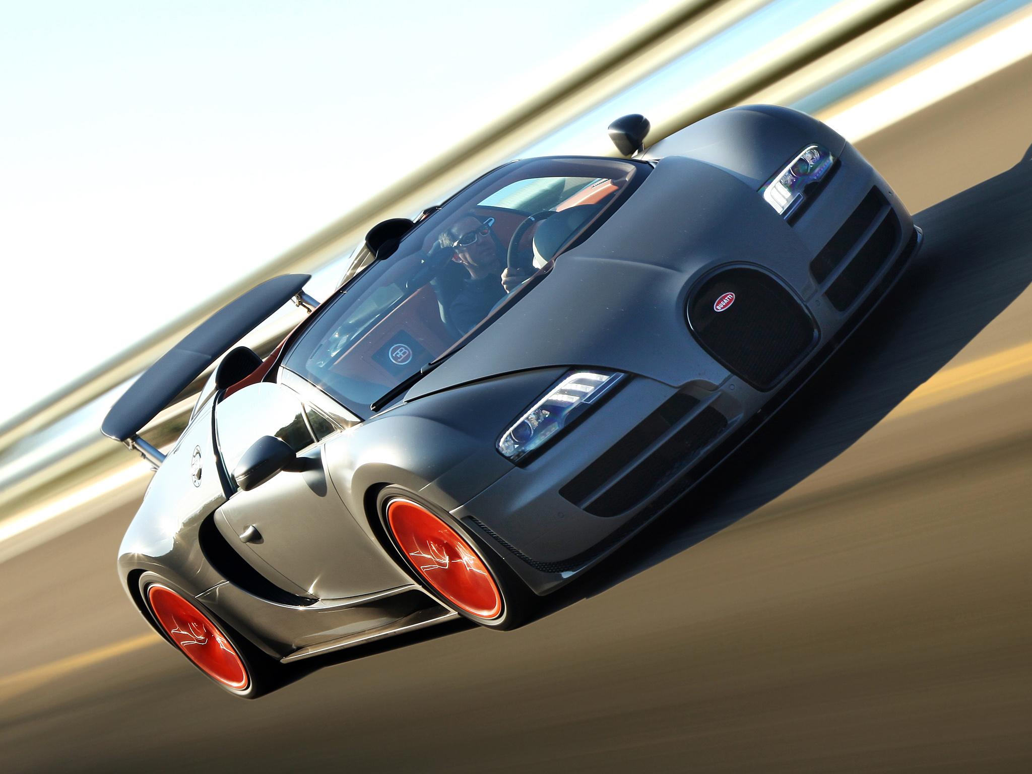 Bugatti Veyron Grand Sport Roadster Vitesse '2012 HD