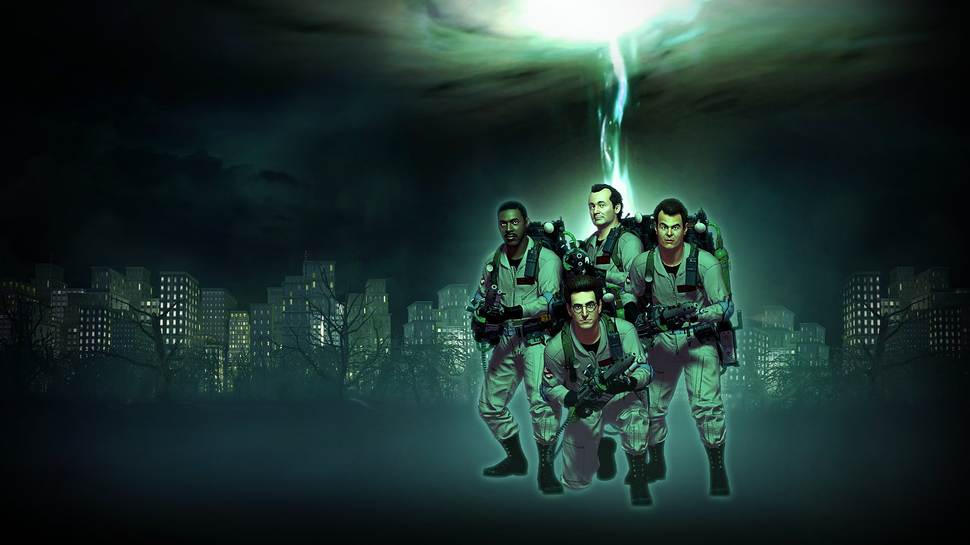 44 ghostbusters hd wallpapers | background images - wallpaper abyss