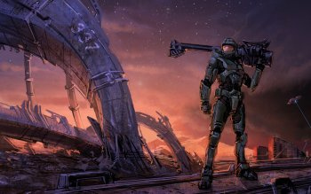 Video Game - Halo Wallpapers and Backgrounds ID : 283597