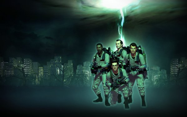 Movie - Ghostbusters Wallpapers and Backgrounds
