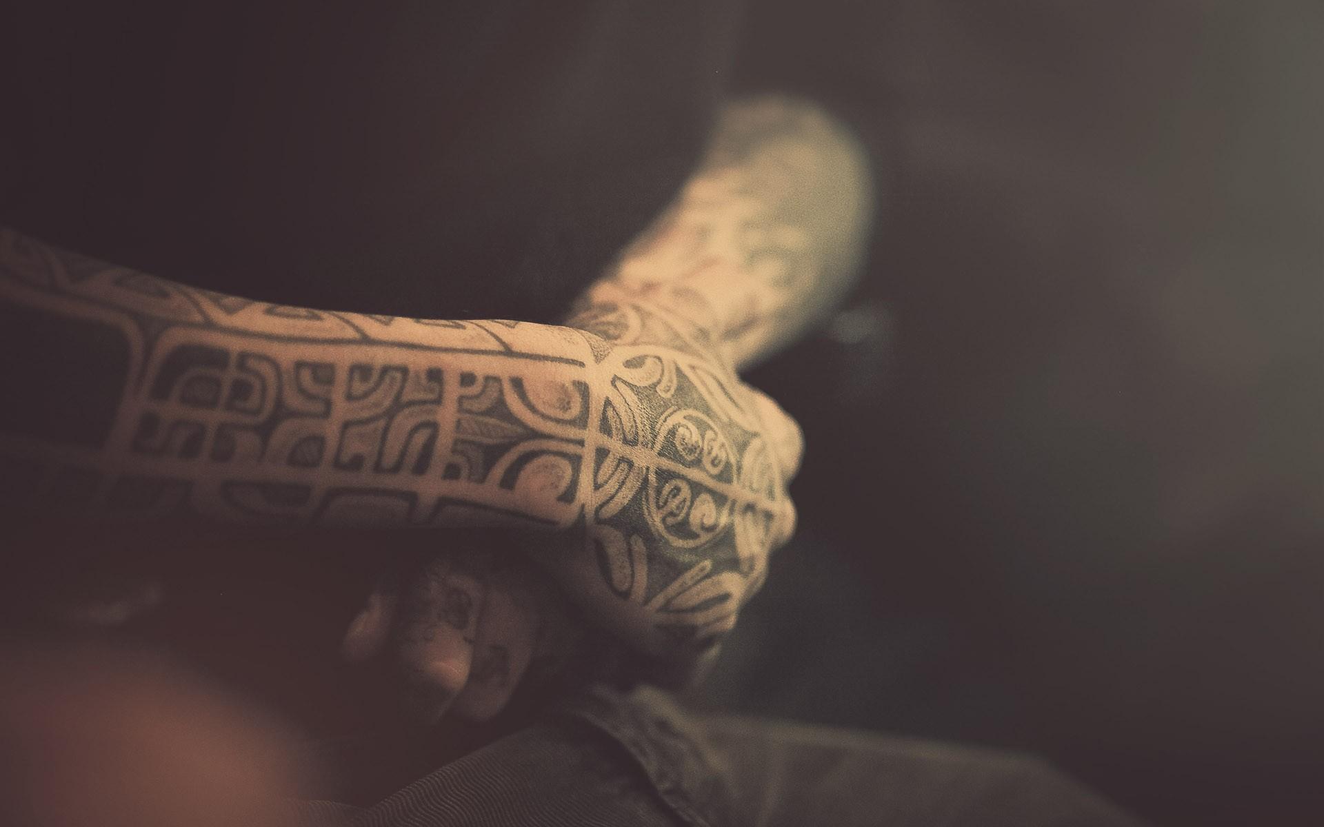 Aman Durga Sipatiti (a tattoo artist based in Jakarta ...