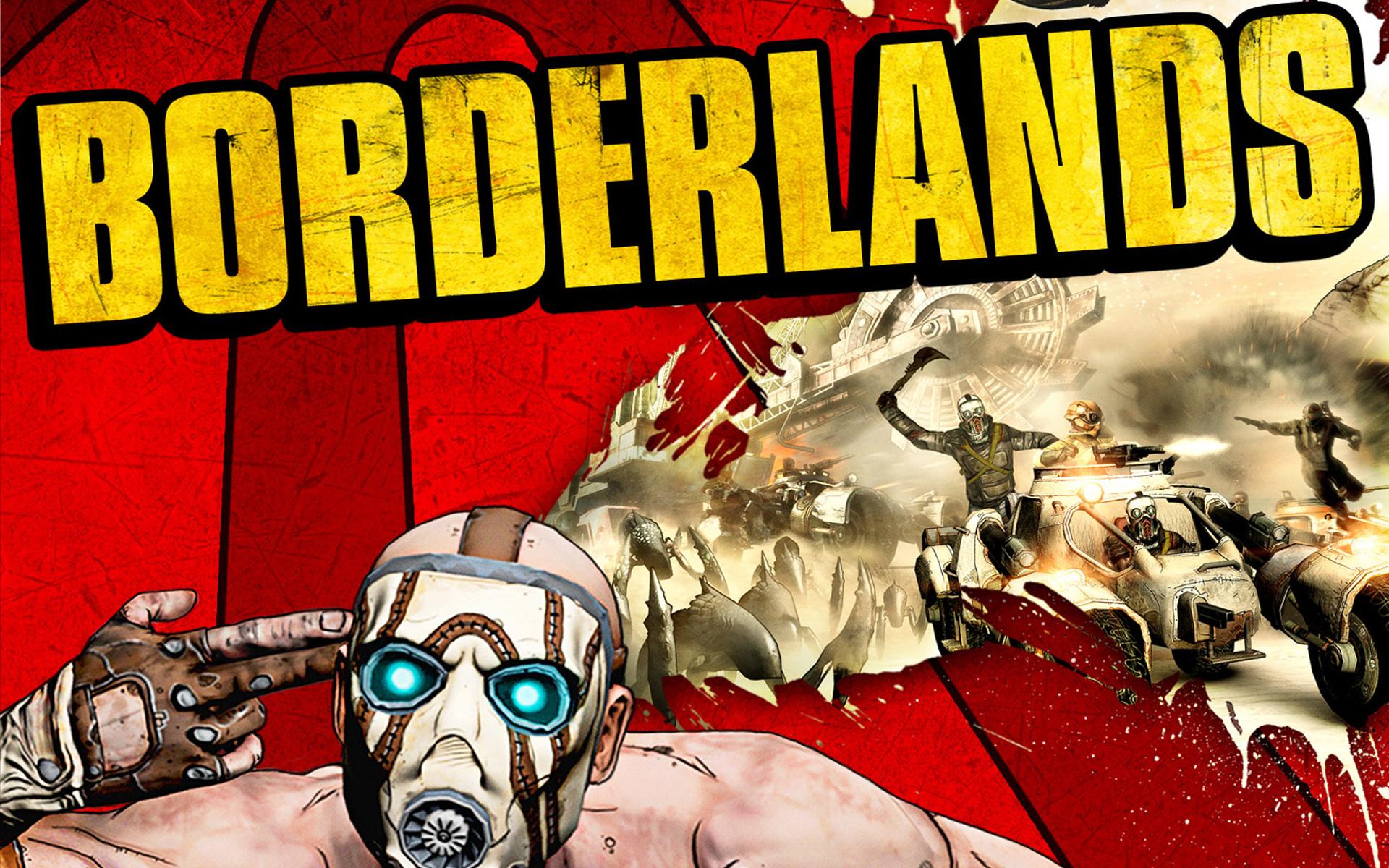 Borderland Games