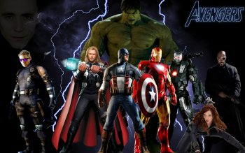Película - Avengers Wallpapers and Backgrounds ID : 284899