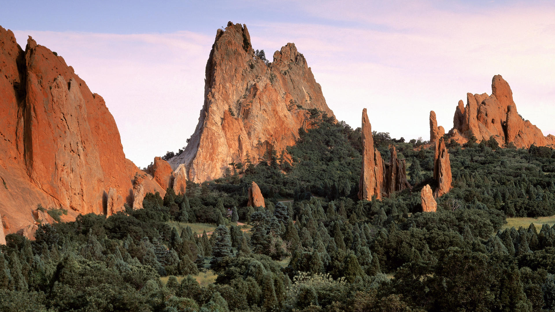 Garden of the gods is a public park located in colorado - Garden of the gods colorado springs co ...
