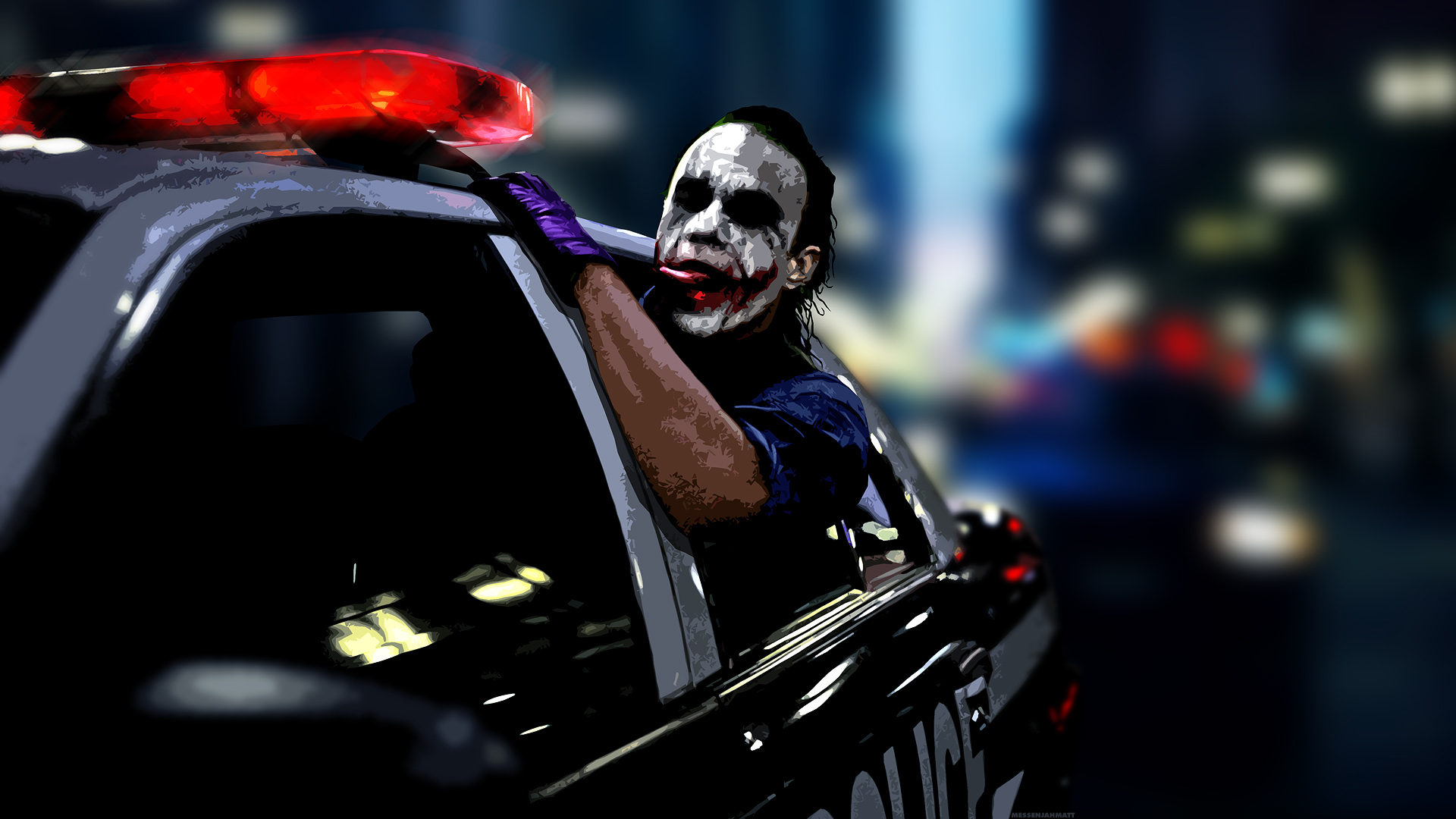The Dark Knight Hd Wallpaper Background Image 1920x1080 Id