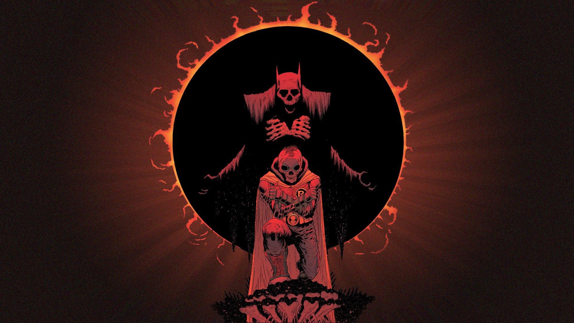 Evil Batman Wallpaper Batman Full HD Wallpap...