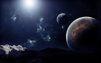 Sci Fi - Planets Wallpapers and Backgrounds ID : 286837