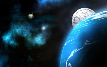Sciencefiction - Planeten Wallpapers and Backgrounds ID : 286937