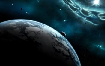 Science-Fiction - Planetscape Wallpapers and Backgrounds ID : 286969