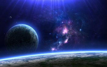 Ciencia Ficción - Planetscape Wallpapers and Backgrounds ID : 286985