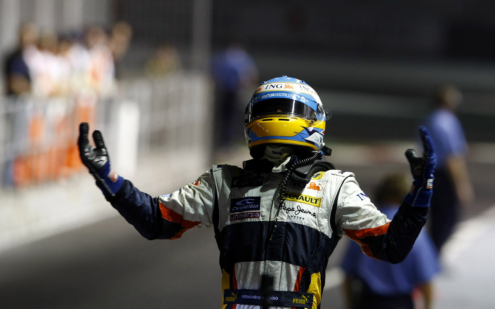 fernando alonso wallpaper and background 1680x1050 id