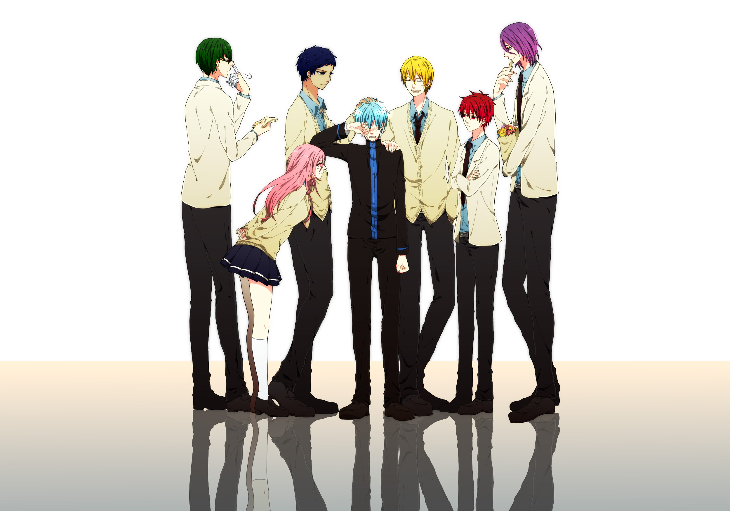 Image Result For Anime Wallpaper Kuroko