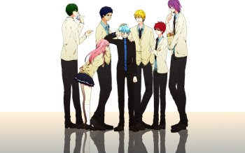 Anime - Kuroko No Basket Wallpapers and Backgrounds ID : 287365