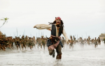 Movie - Pirates Of The Caribbean: Dead Man's Chest Wallpapers and Backgrounds ID : 287797