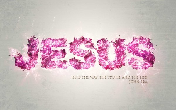 Religious Christian Religion Bible Quote Jesus HD Wallpaper | Background Image