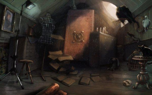Fantaisie Room Fond d'écran HD | Arrière-Plan