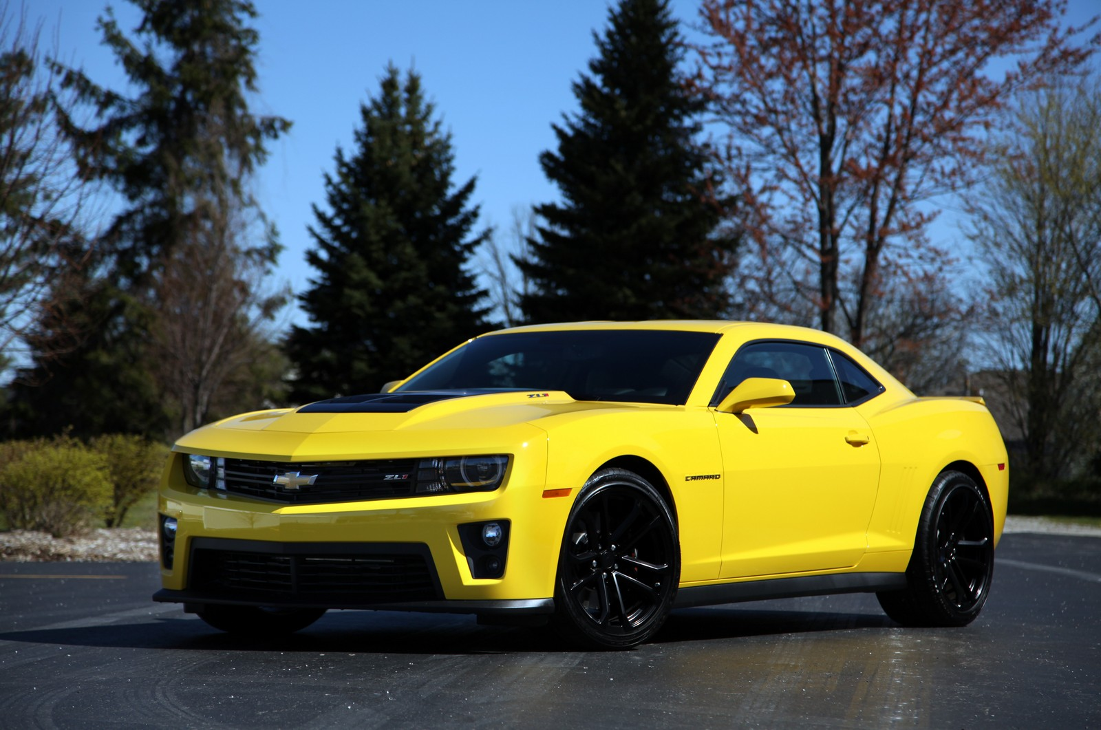 Lingenfelter 2012 Camaro Zl1 Wallpaper And Background