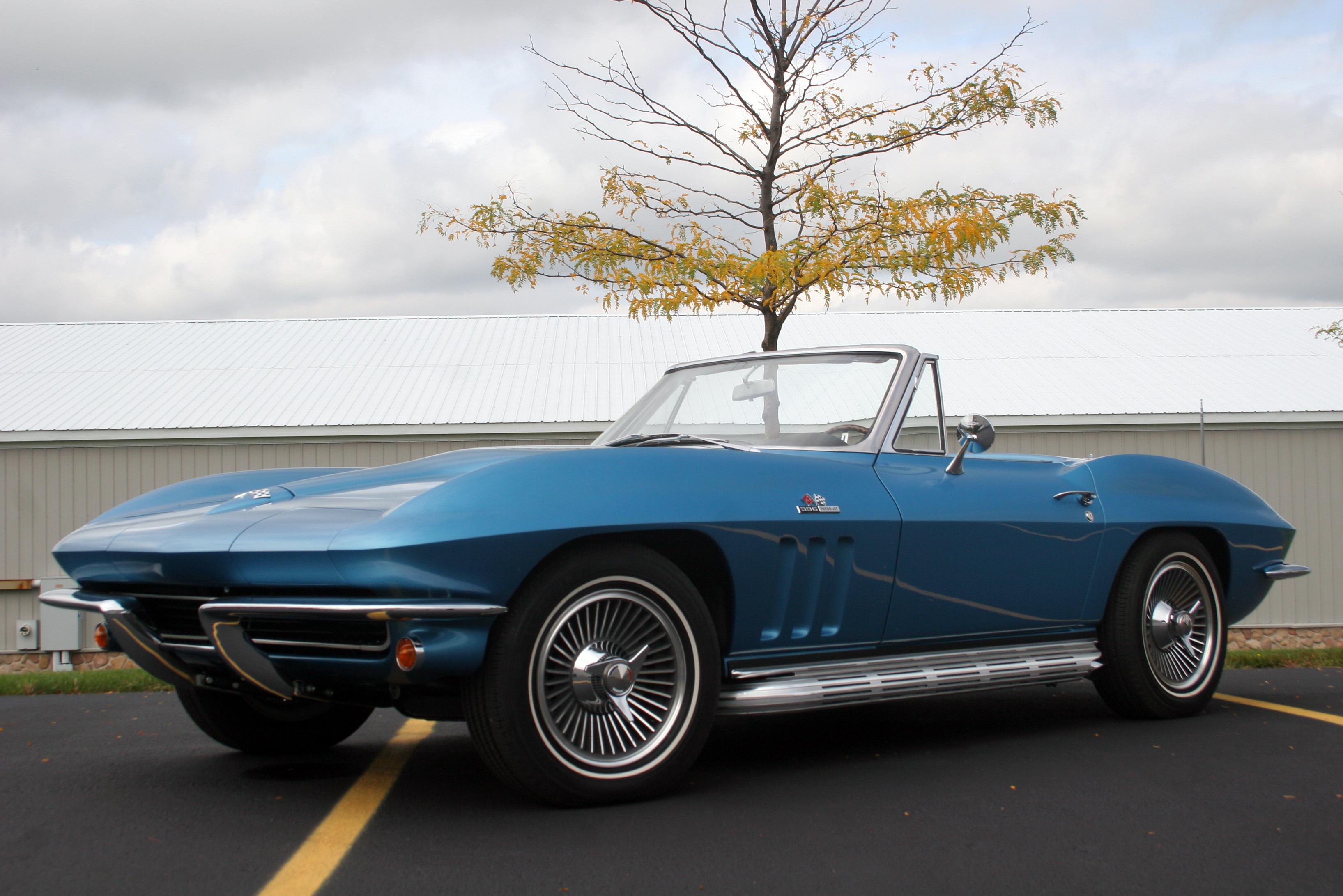 1965 corvette wallpaper - photo #3